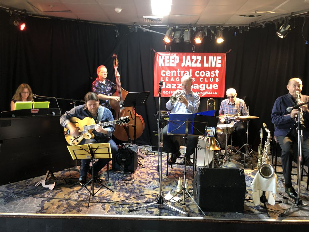 The Stompin' Rhythm Aces at Central Coast Leagues Club